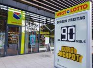 Lotterie Eurojackpot 90 Millionen sind erreicht