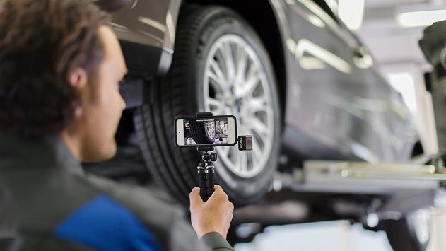 Ford bietet hygienischen Wartungs- und Reparatur-Service inklusive Desinfektion des Fahrzeugs