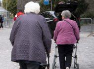 Die Schweiz wird älter und älter