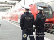 """Bundespolizeidirektion München: Verstöße gegen das Infektionsschutzgesetz: Ohne """"triftige Gründe"""" in Münchner Bahnhöfen unterwegs"""