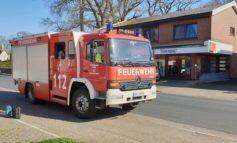 FFW Schiffdorf: Polizei forder Amtshilfe, bei der Feuerwehr.