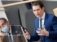 Kurz: «Ausgangs-Beschränkungen werden bis Ende April verlängert»