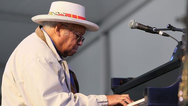 Jazz-Pianist Ellis Marsalis gestorben