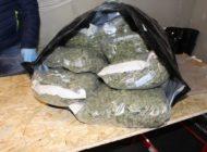 POL-MFR: (453) Ansbacher Kriminalpolizei stellt mehr als 7 Kilogramm Rauschgift und über 700 Cannabispflanzen sicher - Drei Tatverdächtige befinden sich in Untersuchungshaft