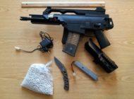 BPOL-HB: Schnellbremsung verursacht: Mit Softair-Waffe auf Erixx-Bahn angelegt