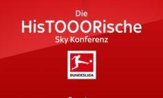 """Bei Sky Sport geht die Bundesliga-Saison jetzt schon weiter: die """"hisTOOORische Sky Konferenz"""" mit großen Duellen aus der Bundesliga-Geschichte"""