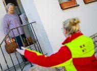 """Corona-Hilfe in Deutschland: Telefonseelsorge und Abstrichzentren vor Krankenhäusern/ Organisationen im Bündnis """"Aktion Deutschland Hilft"""" leisten auch in Deutschland Hilfe, um die Krise zu bewältigen"""