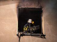 FW-BO: Wohnungsbrand in Dahlhausen - Zwei Personen werden leicht verletzt