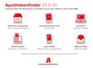Ostern in Corona-Zeiten: Apothekenfinder 22 8 33 hilft bei Suche nach dienstbereiter Apotheke vor Ort