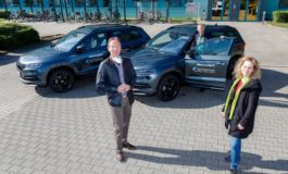 #skodahilft: SKODA AUTO Deutschland stellt Fahrzeuge für lokale Unterstützung