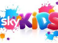 Für Kids der Hammer: Die Lieblingshelden treffen und täglich spielend lernen mit Sky Q
