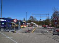 THW Bayern: Das THW im Kampf gegen das Coronavirus: THW errichtet Infrastruktur für mobile Teststellen