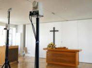 Gottesdienste an Karfreitag und Ostern per YouTube und Telefon
