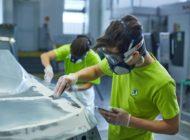 Nach COVID-19-Zwangspause: Arbeit am siebten SKODA Azubi Car nimmt wieder Fahrt auf