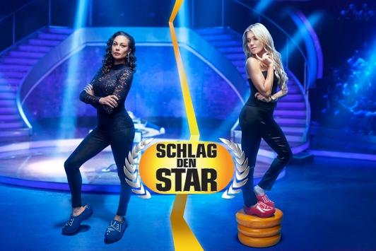 """Ballkönigin vs. Ballkönigin. Holland vs. Holland: Sylvie Meis kämpft gegen Lilly Becker bei """"Schlag den Star"""" am 6. Juni live auf ProSieben"""