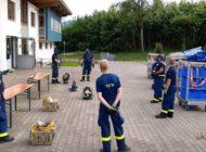 THW Bayern: Das THW im Einsatz gegen das Coronavirus: Ausbildungsstart in einigen Ortsverbänden.