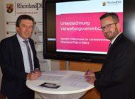 Gemeinsame Pressemitteilung der Financial Intelligence Unit, des Landeskriminalamtes Rheinland-Pfalz und des Hessischen Landeskriminalamtes - Behörden unterzeichnen gemeinsame Kooperationsvereinbarung