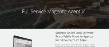 Muenswebit - Die Internetagentur für Online-Shops und Online-Marketing aus dem Allgäu