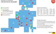 Wohin können deutsche Urlauber reisen? PiNCAMP veröffentlicht aktuelle Öffnungstermine für Grenzen in Deutschland und Europa