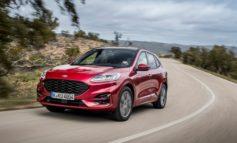Ford Kunden versichern den neuen Kuga Plug-in-Hybrid für nur 50 Prozent ihrer individuellen Prämie