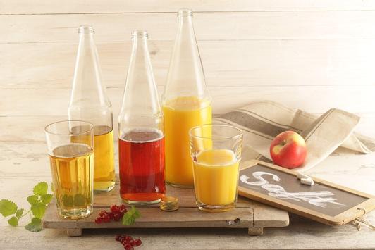 Fruchtsaft ist das Getränk der Coronakrise / Absatz in Deutschland steigt außergewöhnlich stark