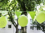 """3.000 Aktionen am """"Tag der Nachbarn"""" - Bundespräsident Steinmeier honoriert nachbarschaftliches Engagement bei Aktions-Besuch"""