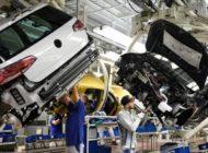 Deutschland rutscht in eine Rezession