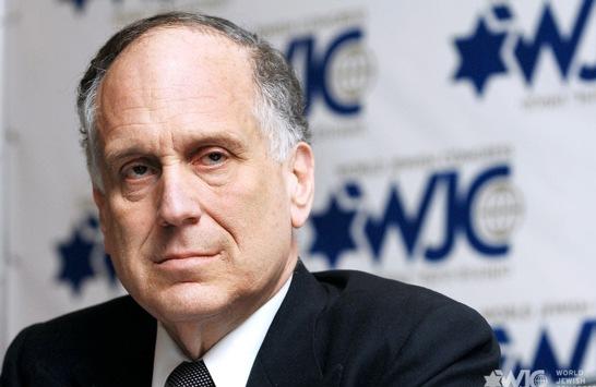 Lauder lobt Österreich/ Der Präsident des Jüdischen Weltkongresses Ronald S. Lauder begrüßt die Entscheidung des österreichischen Parlaments, die Hisbollah zu verbannen