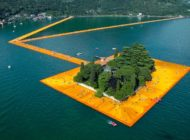 Hommage an CHRISTO / ARTE zeigt Erstausstrahlung: CHRISTO - WALKING ON WATER