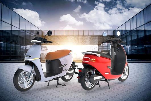 HORWIN bringt Hightech-E-Roller EK3 als Alltagsbegleiter Ende Juli auf den Markt