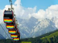 Fieberbrunner Bergbahnen zeigen Haltung