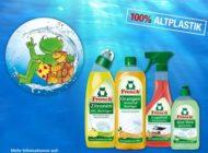 """Der """"Frosch"""" erhält renommierten Marken-Award für seine Nachhaltigkeitsstrategie / """"Saubere Meere""""-Kampagne zu Verpackungen aus Altplastik überzeugte die Fachjury"""