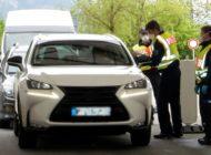 Bundespolizeidirektion München: Bei Grenzkontrollen: Mehrere mutmaßliche Schleuser und Urkundenfälscher / Rosenheimer Bundespolizei verweigert Einreisen
