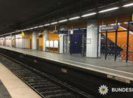 Bundespolizeidirektion München: Versucht mit Skateboard zuzuschlagen Zwei Fluchtversuche scheiterten