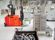 SKODA AUTO Werk Vrchlabi startet automatische Teilebestellung und -belieferung der CNC-Bearbeitungslinien