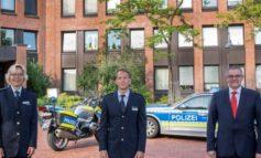 POL-LIP: Kreis Lippe. Polizeirat Peter Pauls ist neuer Chef der Direktion Verkehr bei der KPB Lippe.