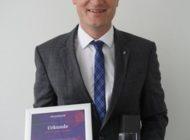 HARTING Automotive mit Volkswagen Group Award 2020 ausgezeichnet / Kategorie E-Mobility / Verlässlicher Bestandteil der VW-Lieferkette