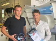 Österreich produziert Schutzmasken für den Weltmarkt