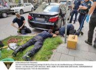 FW-M: Kleines Küken im Untergrund (Maxvorstadt)