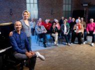 """Im ZDF: """"Unvergesslich - Unser Chor für Menschen mit Demenz"""" / Annette Frier präsentiert Factual-Format"""