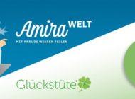 Die AMIRA®-Welt kooperiert mit der Glückstüte® - Zusammenschluss zur Unterstützung der Vor-Ort-Apotheken