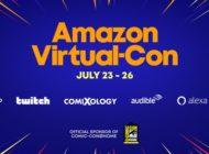 Die Comic-Con@Home erleben: Amazon Prime Video veranstaltet erste Amazon Virtual-Con vom 23.-26. Juli 2020 im Rahmen der SDCC (San Diego Comic-Con)