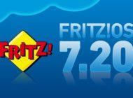 FRITZ!OS 7.20 mit noch mehr Performance, Komfort und Sicherheit - über 100 Neuerungen