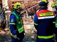 THW Bayern: Expertise nach Explosion gefragt.