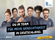 """HZA-B: Berufsanfänger beim Hauptzollamt Berlin /Willkommen im """"Team für mehr Gerechtigkeit in Deutschland"""""""