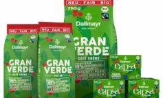 Grün. Grüner. Gran Verde: Dallmayr präsentiert erste Kaffee-Linie mit Bio- und Fairtrade-Siegel für den Handel