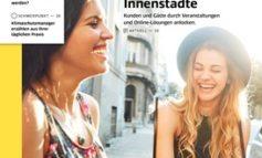 Neues Magazin für Kommunen geht an den Start / die:gemeinde will Baden-Württembergs Kommunen stärken / Organ des Gemeindetages / Kooperation mit Verlag Zimper Media / Startauflage bei 26.000 Stück