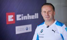 Einhell und BMW i Motorsport verlängern Partnerschaft im Rahmen der Formel E vorzeitig bis 2022