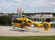 """ADAC Luftrettung bleibt in Ochsenfurt / Vergabeverfahren des ZRF Würzburg abgeschlossen / Vertrag für Luftrettung mit """"Christoph 18"""" um fünf Jahre verlängert / Jährlich rund 2000 Einsätze"""