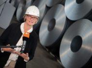 Karliczek: Grüner Wasserstoff ist der Schlüssel für den künftigen Erfolg der Stahlindustrie in Deutschland